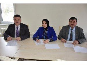 İl Milli Eğitim Müdürlüğünün ortaklığında 3 iş birliği protokolü imzalandı