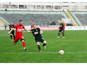 Spor Toto 1. Lig: Denizlispor: 2 - Ümraniyespor: 0