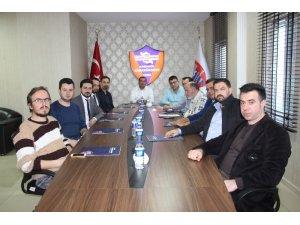 Kardemir Karabükspor'da görev bölümü yapıldı