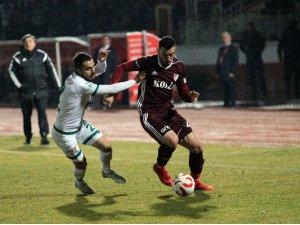 Spor Toto 1. Lig: TY Elazığspor: 2 - AÇ Giresunspor: 1