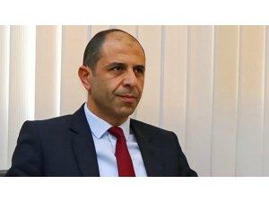 """KKTC Dışişleri Bakanı Özersay: """"Doğal kaynaklar konusunda kimse tek başına hareket edemez"""""""