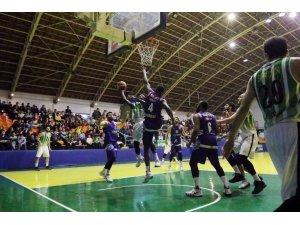Türkiye Basketbol 1. Ligi: Akhisar Belediyespor: 87 - Karesispor: 83