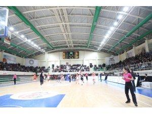 PTT Kadınlar Türkiye Kupası'nda ikinci galibiyet Botaş'ın