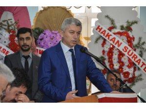 Taşköprü EKK'de Ahmet Aslan güven tazeledi