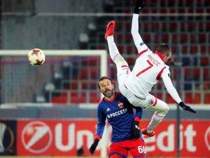 CSKA Moskova, adını Son 16'ya yazdırdı