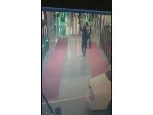 Volkan Konak'ın sahne aldığı mekandaki silahlı kavganın güvenlik kamerası görüntüleri ortaya çıktı
