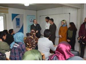 Tuşba Belediyesinden 'işaret dili' kursu