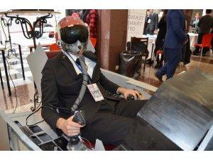 Üniversiteli gençlerin F-16 hayali gerçek oldu