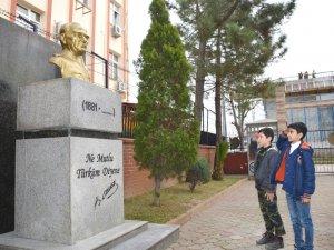 Ortaokul öğrencilerinden Afrin başvurusu