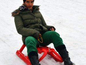 6. Pursaklar Kayak Şenliği Ilgaz'da yapıldı