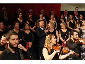 Bayraklı'da sanat müziği rüzgarı