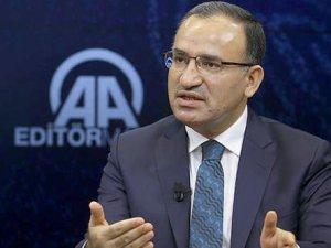 Başbakan Yardımcısı Bozdağ'dan 'Cumhur İttifakı'na ilişkin açıklama