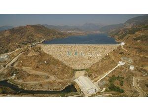 Mersin'de 2017 yılında sulama alanında 11 tesis hizmete açıldı