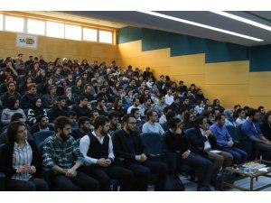 SAÜ'de 'Geleceği Yazanlar' isimli etkinlik düzenlendi