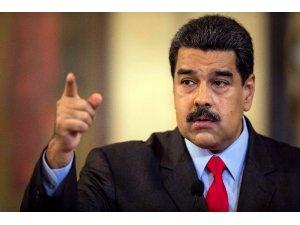 Venezuela Devlet Başkanı Maduro'dan erken seçim çağrısı