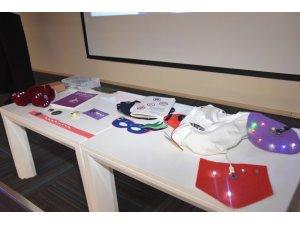 Kocasinan'da 'giyilebilir teknoloji' semineri yapıldı