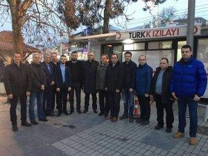 Batı Trakyalılar'dan Mehmetçik için kan bağışı