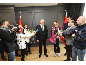 İBB Başkanı Mevlüt Uysal'dan metro çalışmalarıyla ilgili açıklama