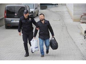 FETÖ'nün gaybubet evinde yakalanan öğretmen adliyeye sevk edildi