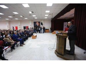 Bolu'da, 'Bilgisayarınla değil benimle konuş' konferansı
