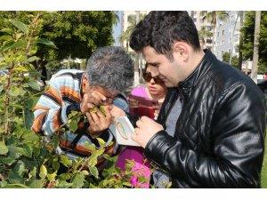 Mersin Büyükşehir Belediyesi'nden biyolojik mücadele