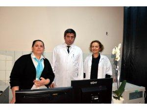 Salihli'de radyoloji uzmanı sayısı üçe çıktı