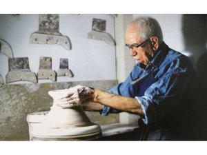 Çini sanatının duayeni Ahmet Kerkük vefat etti