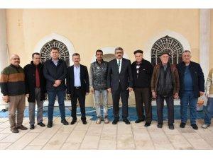 Nazilli Belediyesi 4 yılda 24 camiyi yeniledi