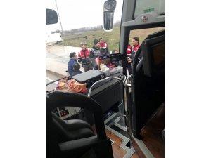Jandarma Kapıkule'de göz açtırmıyor