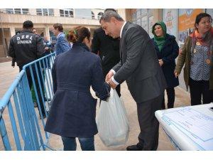 Uysal, 168 aileye yardım elini uzattı