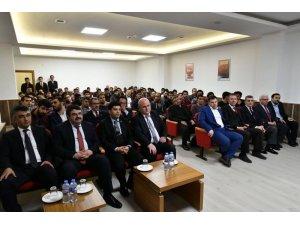 Genel Müdür Topoğlu, yükseköğrenim gençleri ile buluştu