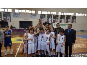 Basketbolda il üçüncüsü oldular