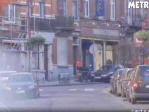Brüksel'de saldırı paniği