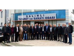 Salihli'den Mehmetçik için yardım kampanyası