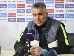 Boluspor - B.B. Erzurumspor maçının ardından