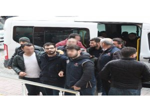 Sosyal medyada terör propagandası yapanlara yönelik operasyonda tutuklu sayısı 20'ye ulaştı