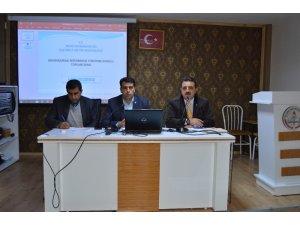 Besni'de Okuma Seferberliği toplantısı yapıldı