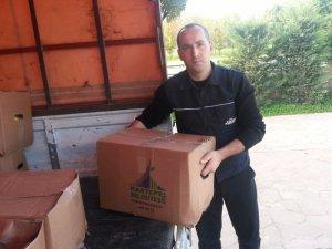 Kartepe Belediyesi gıda yardımlarını sürdürüyor