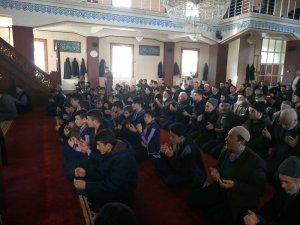 Öğrenciler Afrin için Fetih Suresi okudu