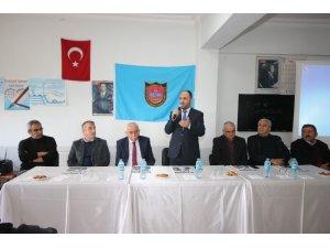 Beyşehir'de sanayi esnafıyla istişare toplantısı