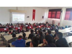 Hisarcık'ta bilgi yarışması