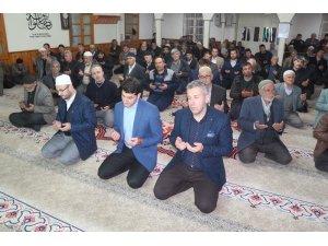 Sarıcakaya'da dualar Afrin şehitleri için