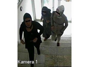 Suç makinesi kadın hırsız tutuklandı