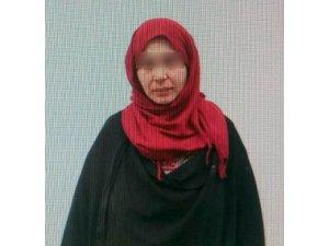 Köyde saklanırken yakalanan DEAŞ'lı kadın terörist tutuklandı
