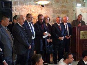 El Halil'de Türk hamamı müze olarak açıldı