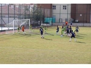Nevşehir 1. Amatör Ligde 17. hafta maçları hafta sonunda oynanacak