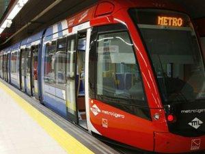 4 metro hattı yıl sonuna kadar açılacak