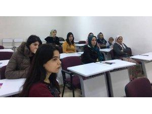 Çukurca'da PDR eğitimine büyük ilgi