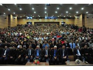 """Ağar'dan, """"Bir Varoluş Hamlesi: Afrin"""" Konferansı"""