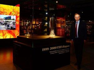 Büyükelçi Christian Berger'den Mustafa Cengiz'e ziyaret